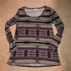 Women's Long Sleeve Size large